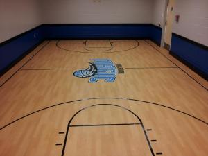 Apopka Boys and Girls Club Reading Center get's new finishes sponsored by the Orlando Magic.
